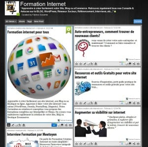 Scoop.it Formation internet
