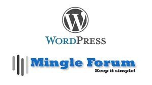 Mingle pour votre site WordPress