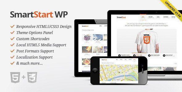 SmartStart WP Html5