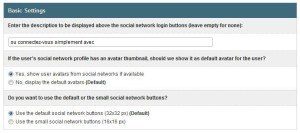 Comment rendre WordPress sociable? basic setting 300x133