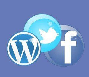 facebook-twitter-google-wordpress