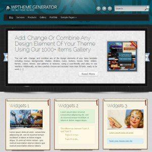 wp-theme-generator