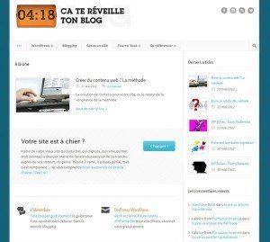 WordPress, les meilleurs sites Francophones 4h18 300x269