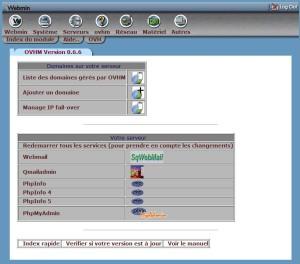 WordPress, changer de serveur Mutualisé à Dédié ajouter domaine 300x264