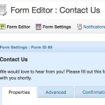 Gravity Forms Plugin de Formulaire WordPress  form editor 150x150