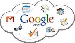 Les services Google