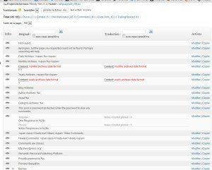 Traduire son blog WordPress avec Codestyling traduire mot vue ensemble 300x241