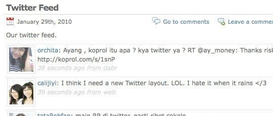 tweet-blender