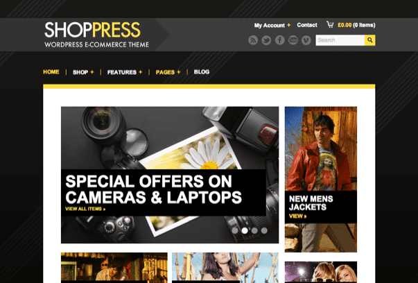 ShopPress-WordPress-Theme