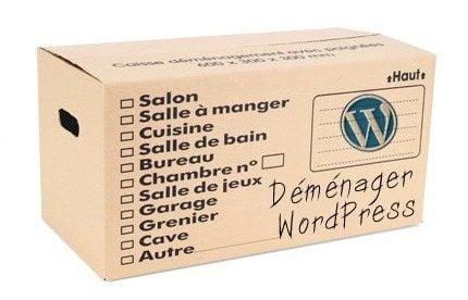 Déplacer WordPress simplement