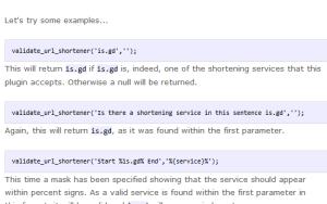 Simple URL Shortener