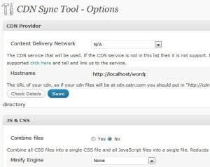 CDN Sync Tool