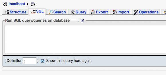 15 Requêtes SQL très utiles pour WordPress sqlbox