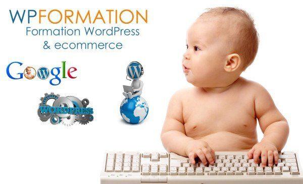 Formation internet WordPress et ecommerce