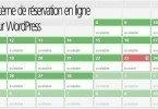 reservation-en-ligne-wordpress