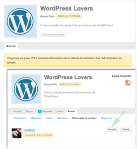 WordPress Lovers
