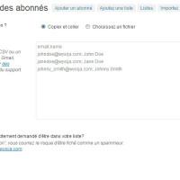 MailPoet (Wysija) Plugin Newsletter WordPress import export abonnes wysija 200x200