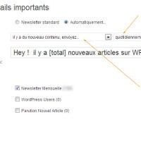 MailPoet (Wysija) Plugin Newsletter WordPress newsletters automatique Wysija 200x200