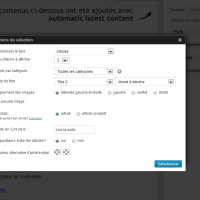 MailPoet (Wysija) Plugin Newsletter WordPress newsletters automatique Wysija3 200x200