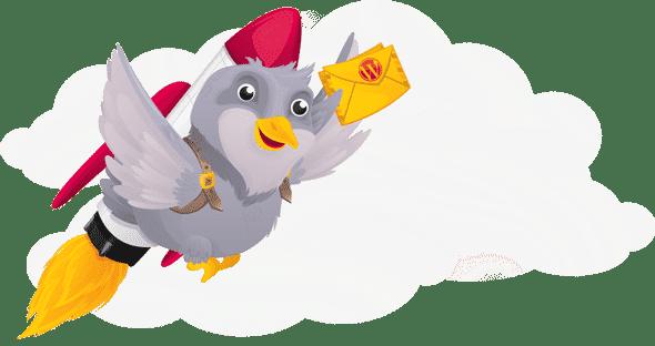 MailPoet (Wysija) Plugin Newsletter WordPress wysija logo