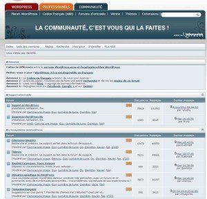 forum-wordpress