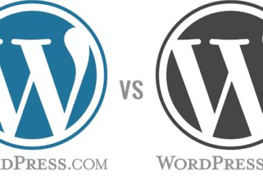 wordpress-com ou wordpress-org