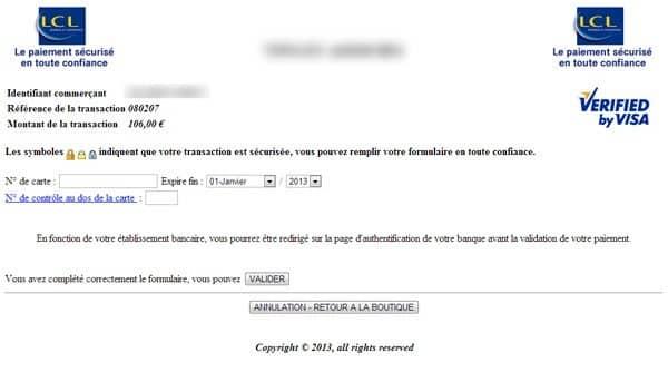 Paiement cb woocommerce ecommerce wordpress - Paiement dans 3 mois cb ...
