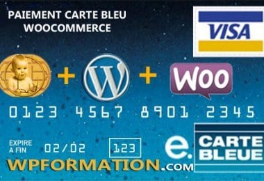 carte-bleue-wordpress woocommerce