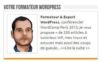 Fabrice Ducarme Bio Formateur WordPress