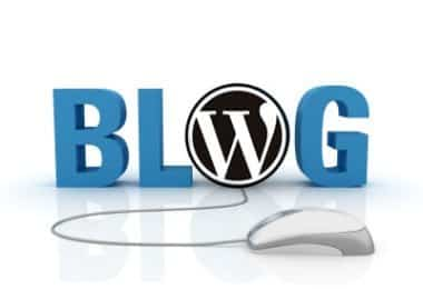Contenu blog WordPress