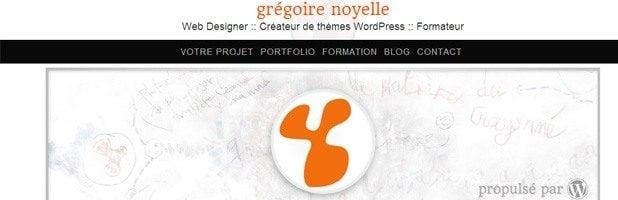 Le WordPress des Blogueurs gregoire
