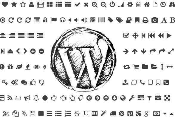 1001 ic u00f4nes wordpress
