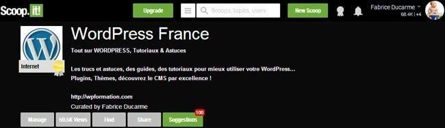 veille-wordpress-scoopit