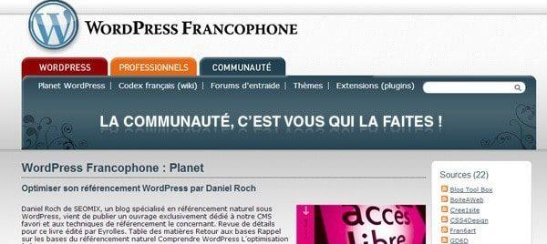 veille-wordpress-web