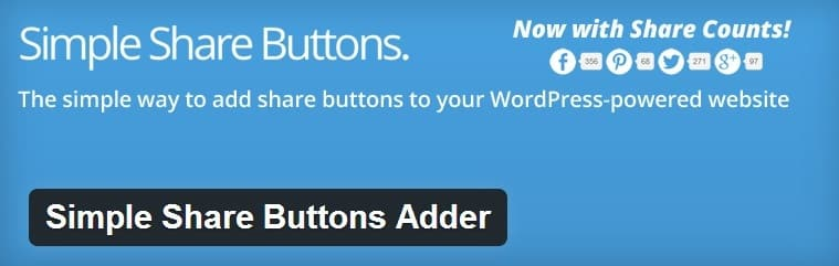 Simple-Share-Buttons-Adder---WordPress-Plugins