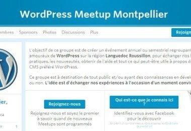 WordPress-Meetup-Montpellier