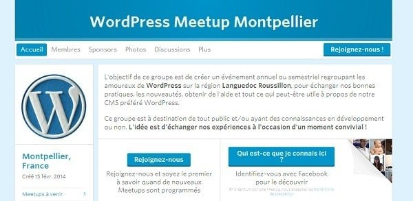 WordPress-Meetup-Montpellier