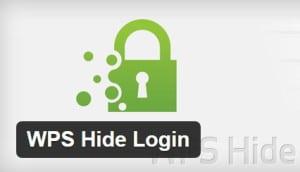 wps hide login par wpserveur