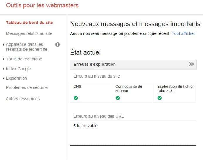 google webmaster tools robots.txt