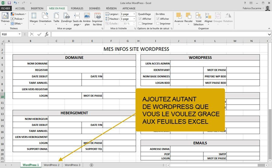 excel-infos-WordPress