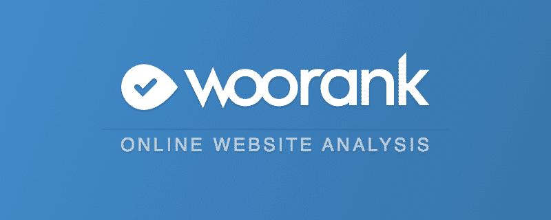 seo logo woorank