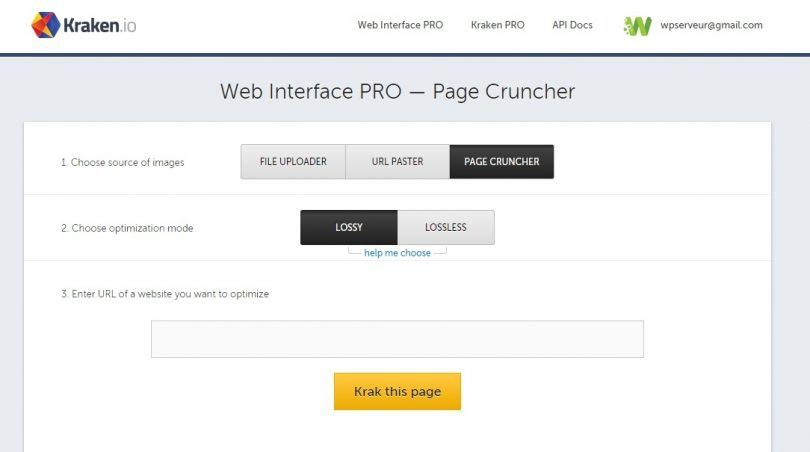 Page Cruncher
