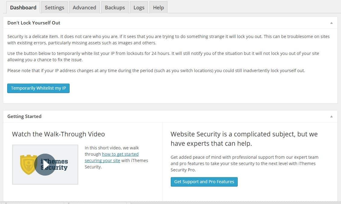 meilleur plugin wordpress sécurité