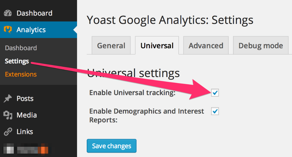 Google Analytics By Yoast une bonne alternative au code de suivi ?