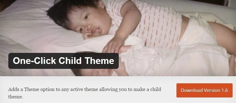 plugin theme enfant
