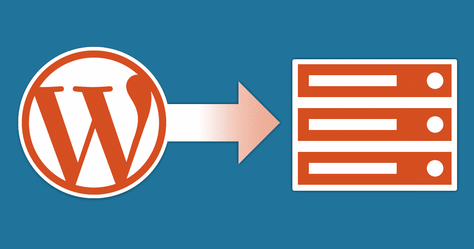 how to change from wordpress com to wordpress org