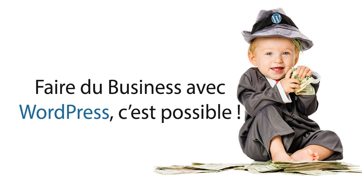 business wordpress