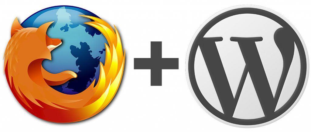 FIREFOX-WordPress
