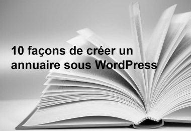 creer-annuaire-wordpress