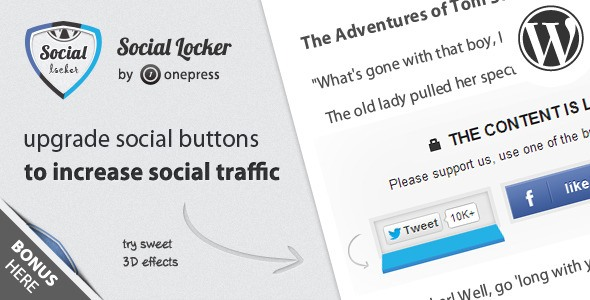 Social-Locker